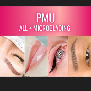 permanent makeup and microblading training